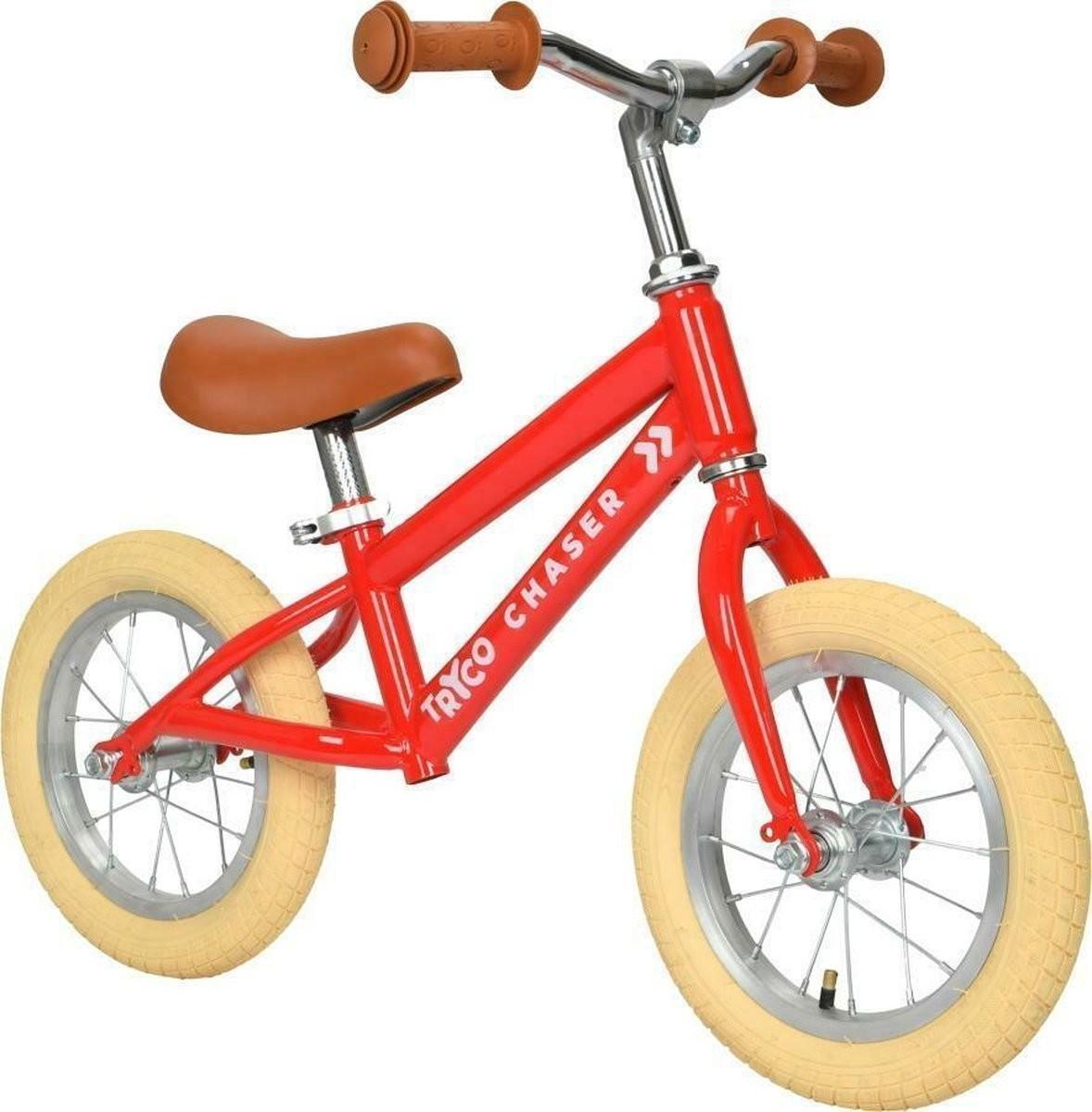 Tryco - Balance - Bike - Red