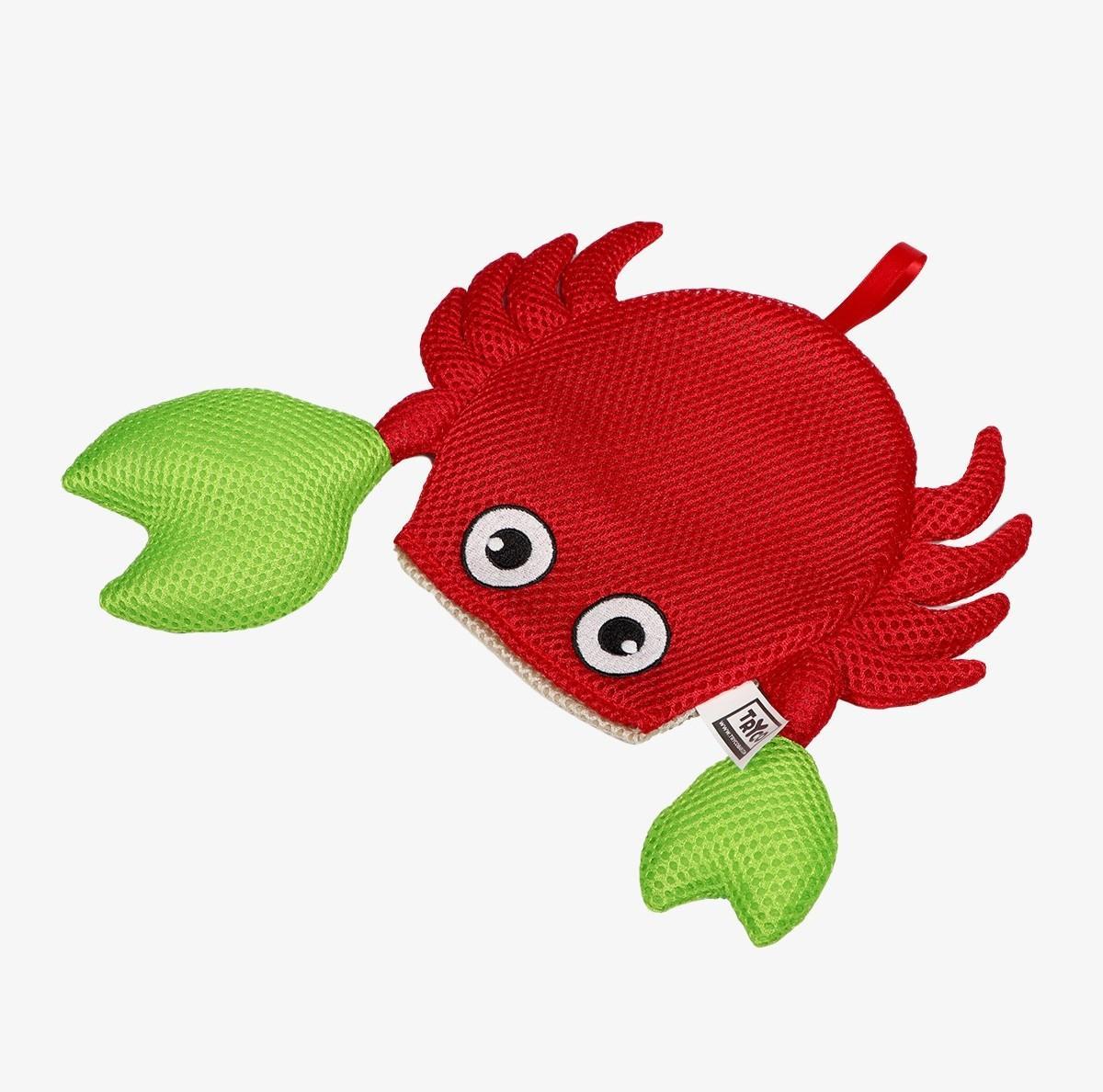 Tryco - Bath Glove - Crab