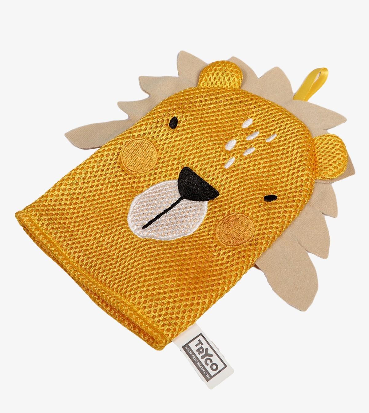 Tryco - Bath Glove - Lion