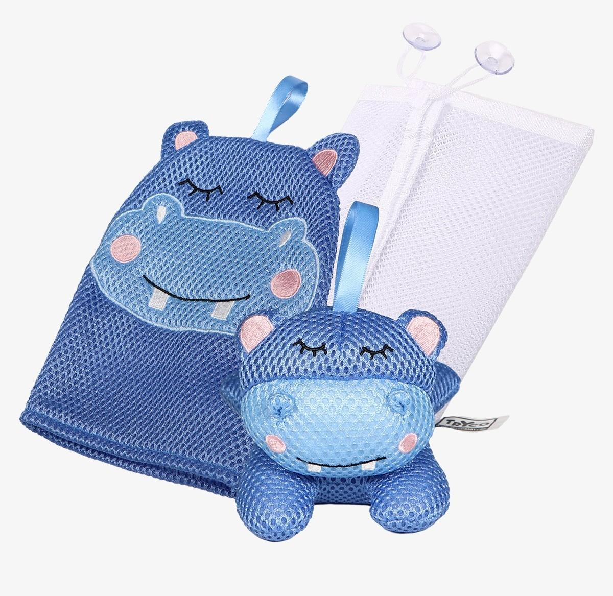 Tryco - Bath Set - Hippo