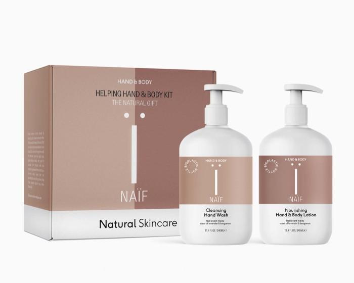 Naif - Helping Hand & Body Kit