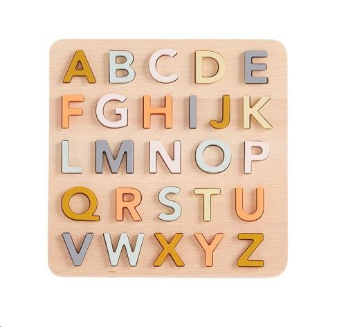 Kids Concept - ABC Puzzel 26x26x3,2