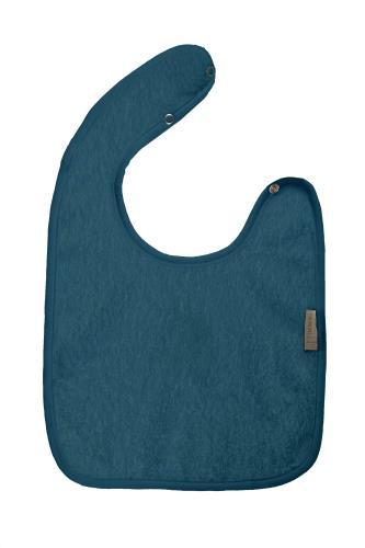 Timmy - Bavet Groot 26X38Cm Drukknoop Velvet Blue