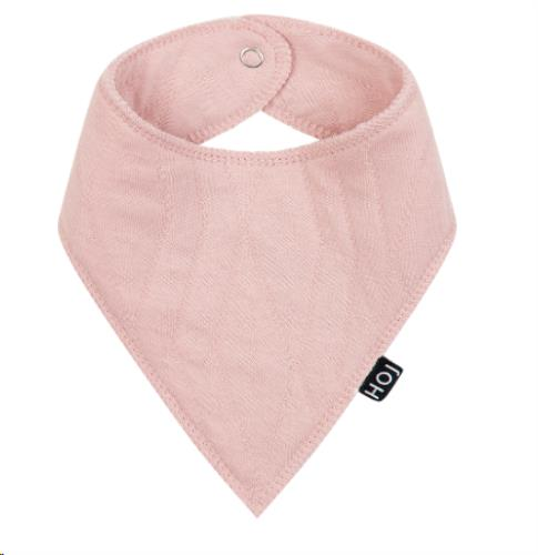 House of Jamie - Bandana Slab Geo Jacq - Powder Pink