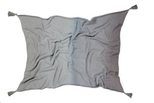 Lorena Canals - Baby Deken Ombre Grey 100 x 120