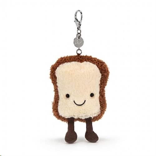 Jellycat - Amuseable Toast Bag Charm
