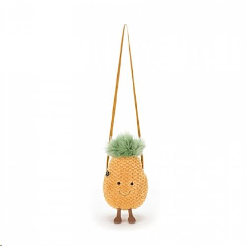 Jellycat - Amuseable Pineapple Bag