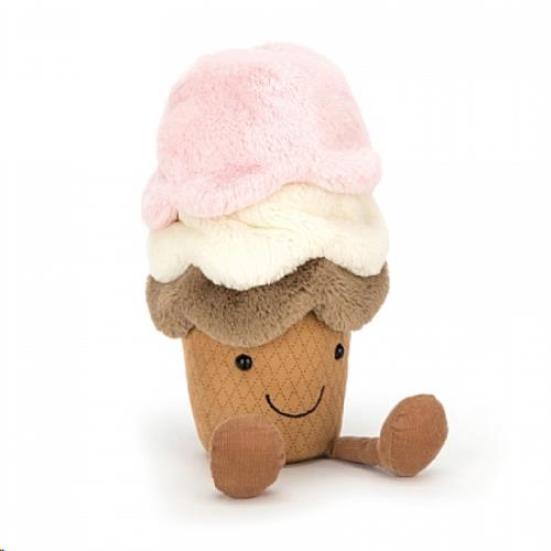 Jellycat - Amuseable Ice Cream