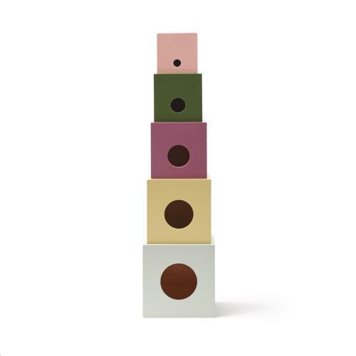 Kids Concept - Bouwblokken hout 5 pcs Edvin