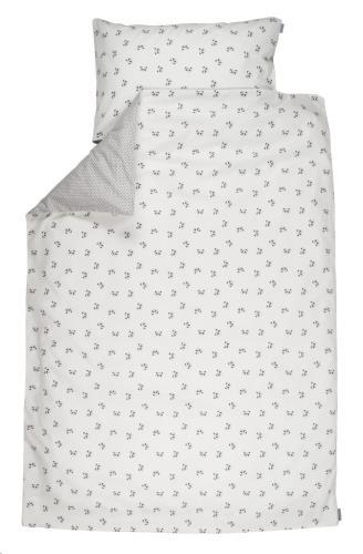 Plum Plum Babygoods - Dekbedovertrek Bed Panda