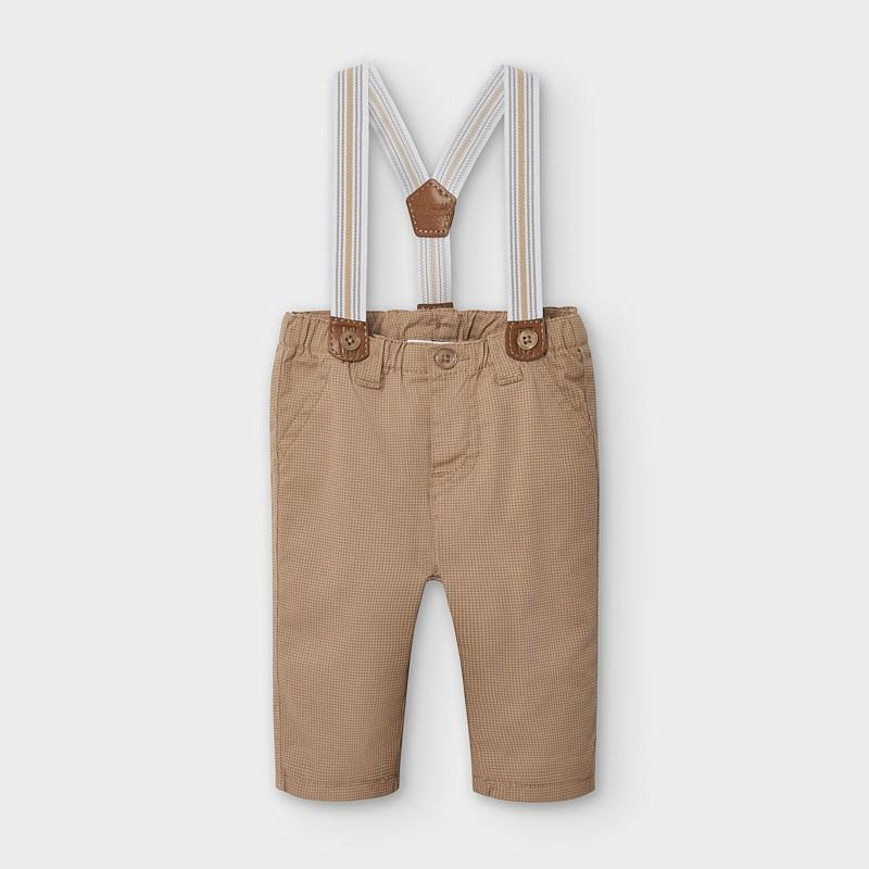 Mayoral - Long trousers with suspenders Monaco - 12M