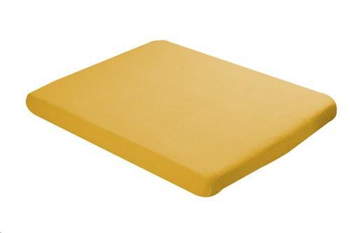 Babybest - Hoeslaken Stretch Okergeel - 60x120