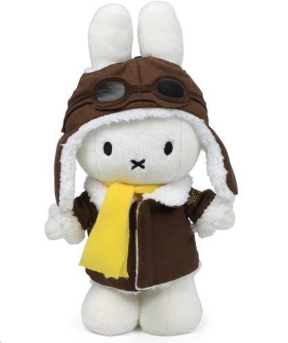 Nijntje - Miffy - Aviator - 24 cm - 9.5