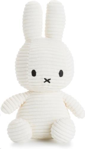 Nijntje - Miffy - Corduroy White - 23 cm - 9