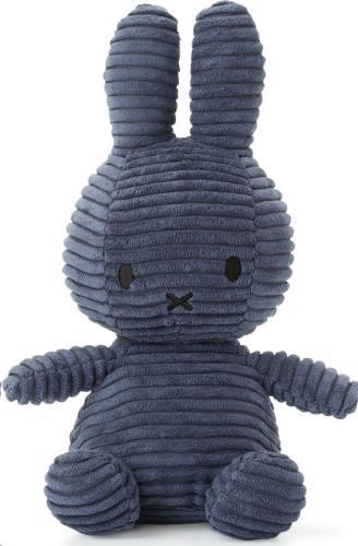 Nijntje - Miffy - Corduroy Dark Blue - 23 cm - 9