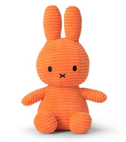 Nijntje - Miffy - Corduroy Orange - 23 cm - 9