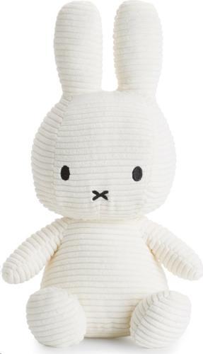 Nijntje - Miffy - Corduroy White - 33 cm - 13